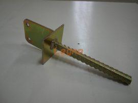 Oszloptartó fordított T betonozható